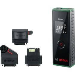 Дальномер лазерный BOSCH Zamo III SET с адаптерами 0603672701